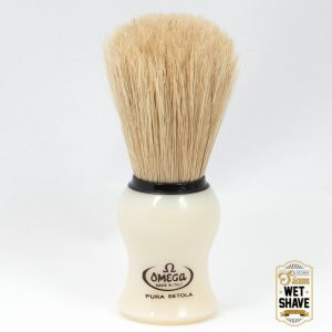 thailand wet shave man of siam manofsiam bangkok safety razor derazor blade shaving brush Omega 10066