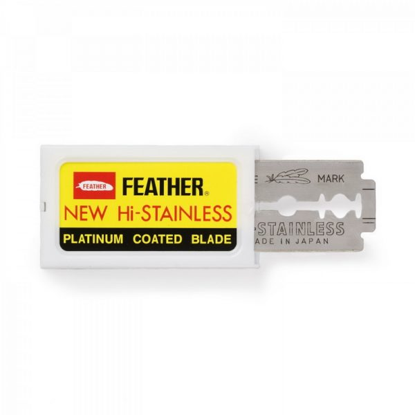 Feather Yellow Blade