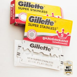 Gillette Super Steel
