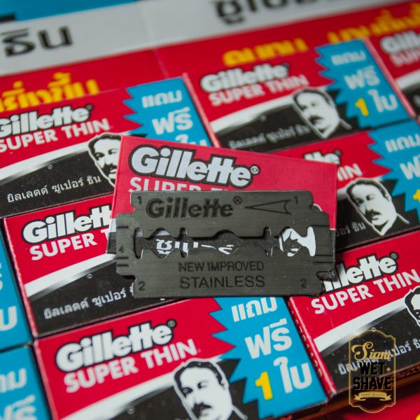 Gillette Super Thin