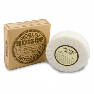 Michelle Wool Fat Shaving Soap