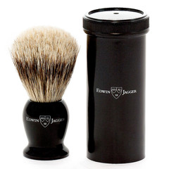 Edwin Jagger IETSBBB Travel Shaving Brush