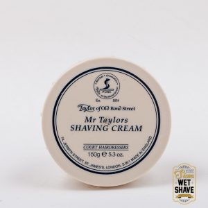 Taylor of Old Bond Street, Mr. Taylors Shaving Cream