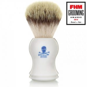 thailand wet shave man of siam manofsiam bangkok safety razor derazor blade shaving brush แปรงโกนหนวด มีดโกน โกนหนวด มีดโกนพับ บาร์เบอร์ muhle bluebeards Revenge Vanguard Synthetics BrushBluebeards Revenge Vanguard Synthetics Brush