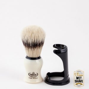 thailand wet shave man of siam manofsiam bangkok safety razor derazor blade shaving brush แปรงโกนหนวด มีดโกน โกนหนวด มีดโกนพับ บาร์เบอร์ muhle Merkur Safety Razors Omega 80266 Shaving Brush