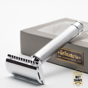 thailand wet shave man of siam manofsiam bangkok safety razor derazor blade shaving brush แปรงโกนหนวด มีดโกน โกนหนวด มีดโกนพับ บาร์เบอร์ muhle Merkur Safety Parker siam wet shave มีดโกนสยาม Muhle r89 safetyrazor safey razor double edge bangkok thailand www.manofsiam.com manofsiam man bangkok thailand