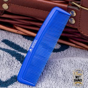 หวีหนวด หวีเครา บาร์เบอร์ ฺBBR Bluebeards Revenge Moustache Comb by siam wet shave siamwetshave haircomb bangkok thailand man of siamwetshave manofsiam